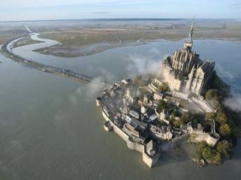 Mont-Saint-Michel   ©Daniel Fondimare-RFI