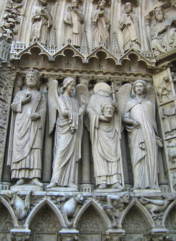 Notre Dame Kings and Martyrs ©Clairity
