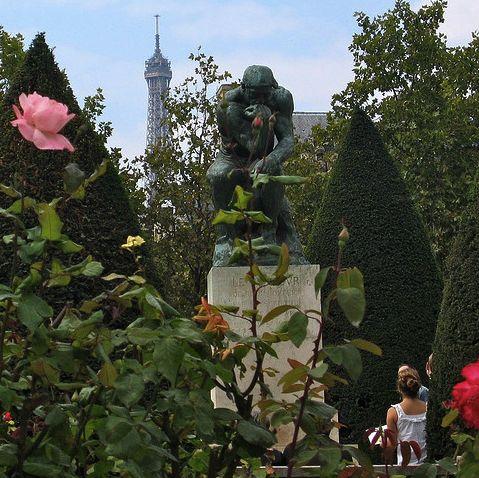Musee Rodin Thinker © Bryan Smith