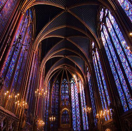 Sainte Chappelle © Scott