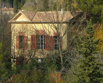 Atelier Cezanne courtesy of Aix-en-Provence Tourism Office