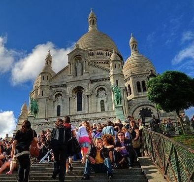 Sacre Coeur © William Sun