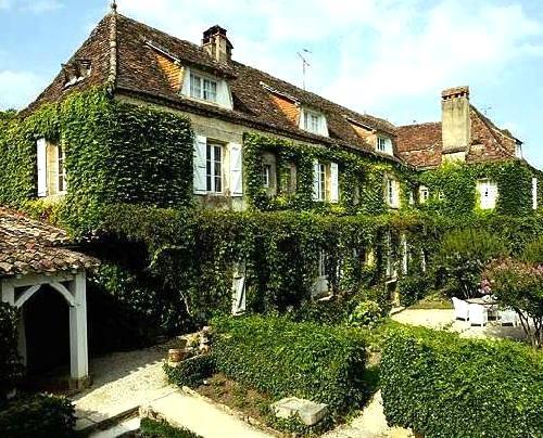 Le Vieux Logis, a château hotel in Trémolat in the Dordogne