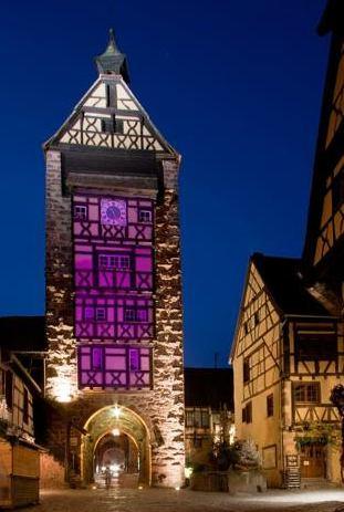 Dolder Tower at Riquewihr Castle   ©Jean-Yves Roure
