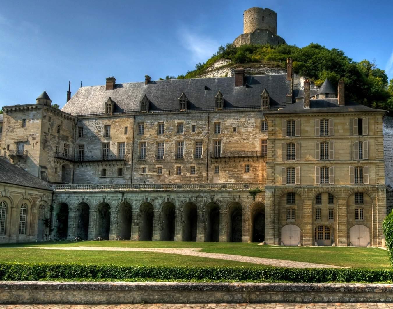 Château de la Roche-Guyon  ©StephaneMartin