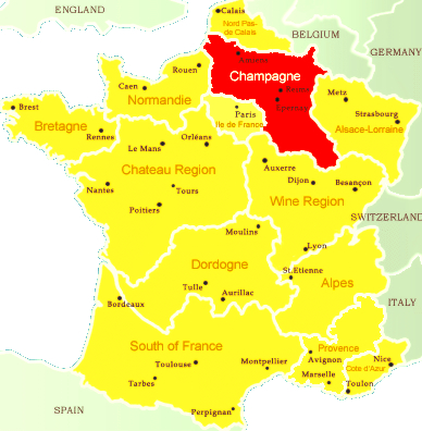 map-Champagne region from wikipedia