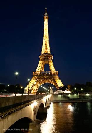 Eiffel Tower photo courtesy of the Eiffel Tower.