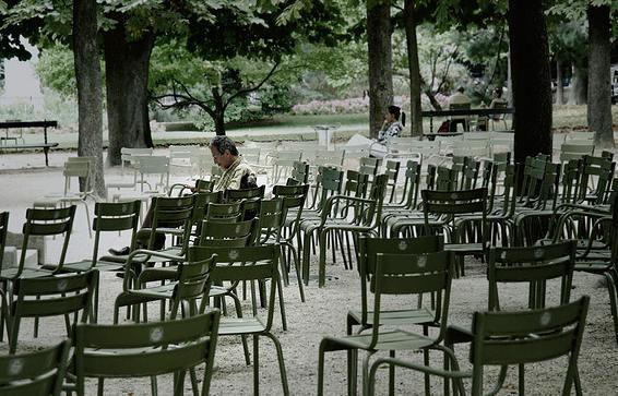 Chairs. Photo: Anna Bykova