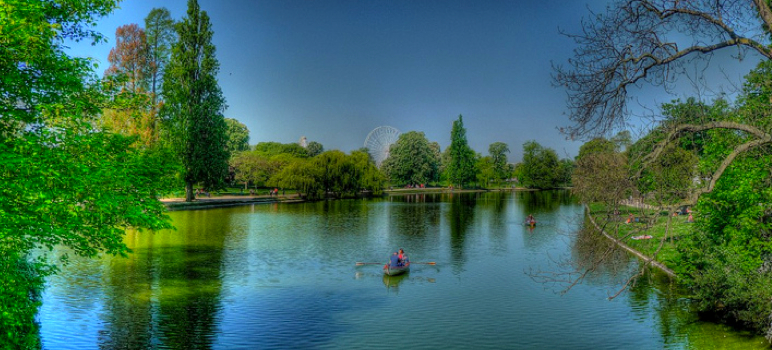 First day of May in Bois de Vincennes ©alainlm