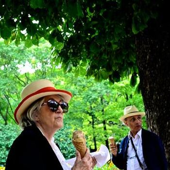 Summer at Luxembourg Gardens     Photo credit: Patrice Lanoy