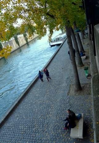 Seine quai ©Jean Louis Zimmermann