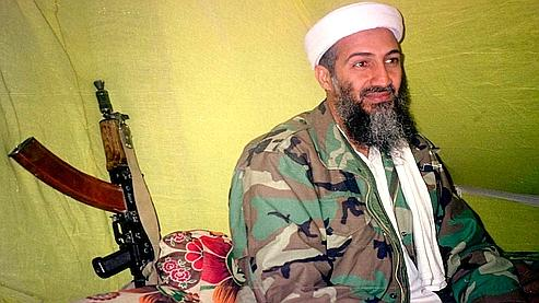 Osama Bin Laden ©LeFigaro, photo credit: Rahimullah Yousafzai/AP