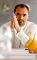 Chef Christopher Aribert  publicity photo