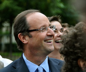 Francois Hollande. Photo: Francois Hollande, Flickr