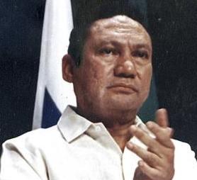 Manuel Noriega   Photo:  Reuters