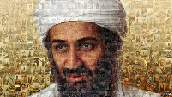 Osama Bin Laden ©The Economist, photo credit: dapd