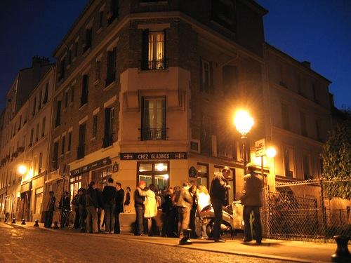 Chez Gladines via Bonjour Paris