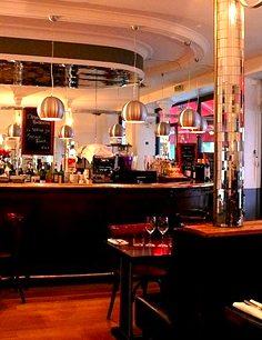 Le Pantruche, bar. Photo: Le Pantruche