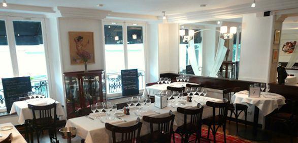 Le Sâotico, Restaurant-Bar-Brasserie. Publicity photo.
