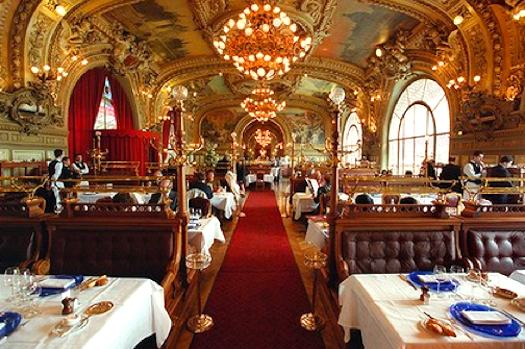 Dining At Le Train Bleu An Unforgettable Experience