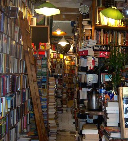 Abbey Bookshop. Photo courtesy of Abbey Bookshop.