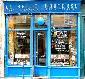 La Belle Hortense bookstore & bar. Photo ©STML