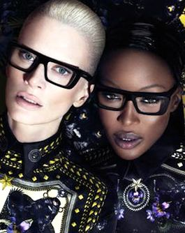 Givenchy Fall 2011 eyewear. ©Givenchy