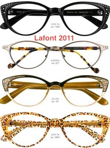 current eyeglass trends buxw  Fall 2011 eyewear trends: big is back