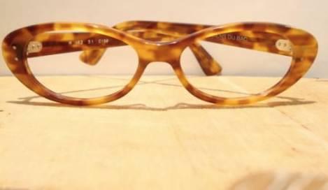 Opticiens du Bac tortoise frames