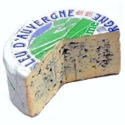 Bleu d'Auvergne.