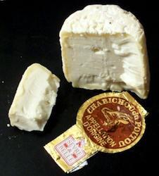 Chabichou de Poitou.