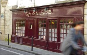 Cafe de la Tourelle
