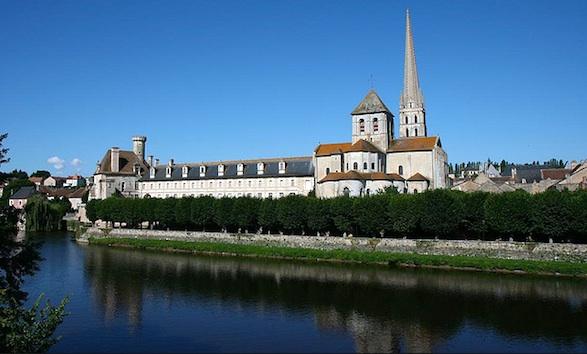Abbey-Saint-Savin.