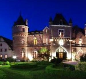 Chateau de Maulmont publicity photo