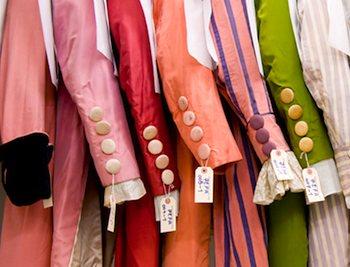 Permanent collection at Centre National du Costume de Scene, Moulins. Publicity photo.
