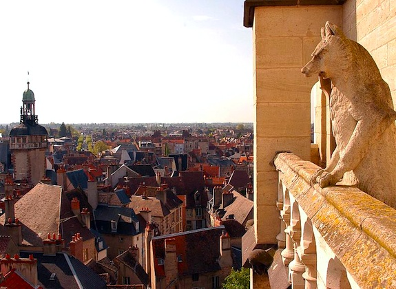 Moulins as seen from Notre-Dame. Photo: Moulins Tourist Office