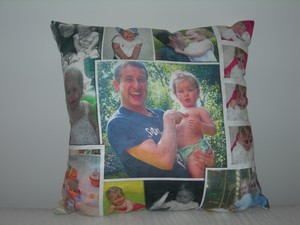 55 Max photomontage cushion. Photo credit Margaret Kemp.