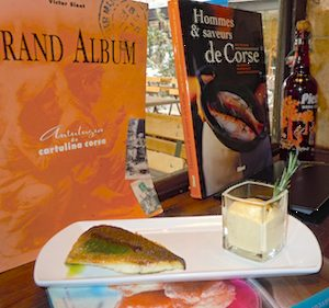 L'Alivi Filet de loup with Polenta and Rosemary . Photo: M. Kemp