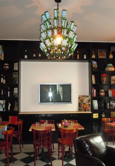 Ante Prima restaurant. Photo: M. Kemp