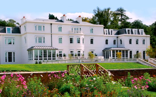 Coworth Park, Astor near London   Photo ©Dorchester Collection