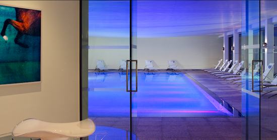 The Spa at Coworth Park, Astor near London   Photo ©Dorchester Collection
