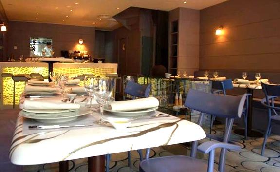 Restaurant Gaya. Publicity photo.