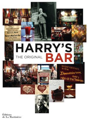Harry's, The Original Bar book cover