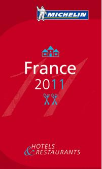 Michelin Guide France 2011