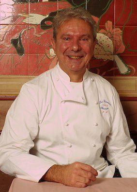 Brasserie Mollard, Chef Joël Prod'Homme. Photo: M. Kemp