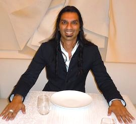 Sanjit Manku   Photo ©Margaret Kemp
