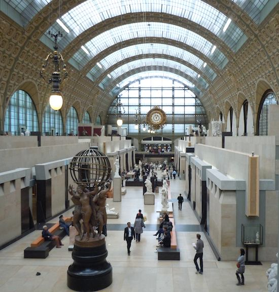 Musée d'Orsay. Photo: M Kemp