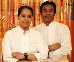 Nisa and Oth Sombath. Photo: M. Kemp