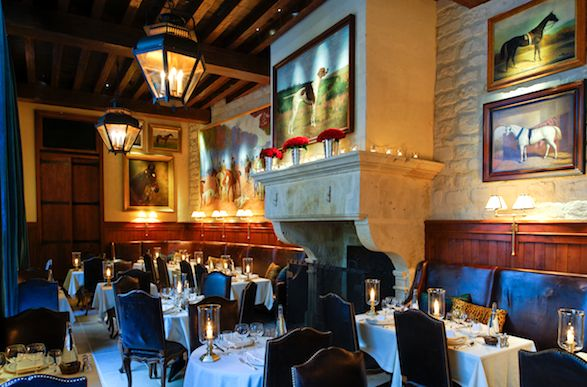 Buzz campana at orsay thanksgiving dinner at ralph lauren 39 s antoine caffe burlot - Ralph lauren restaurant paris ...