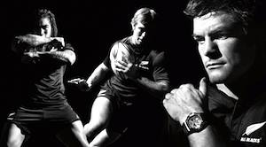 The All Blacks for Bulgari. Photo: ©Bulgari
